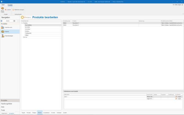 Screenshot Vision.iC Market