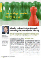 Leadership Solutions ready to use (Controller Magazin)